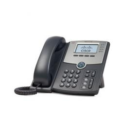 SPA504G : 4 Line IP Phone With Display : PoE and PC Port