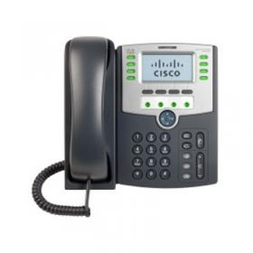 SPA509G : 12 Line IP Phone With Display : PoE and PC Port